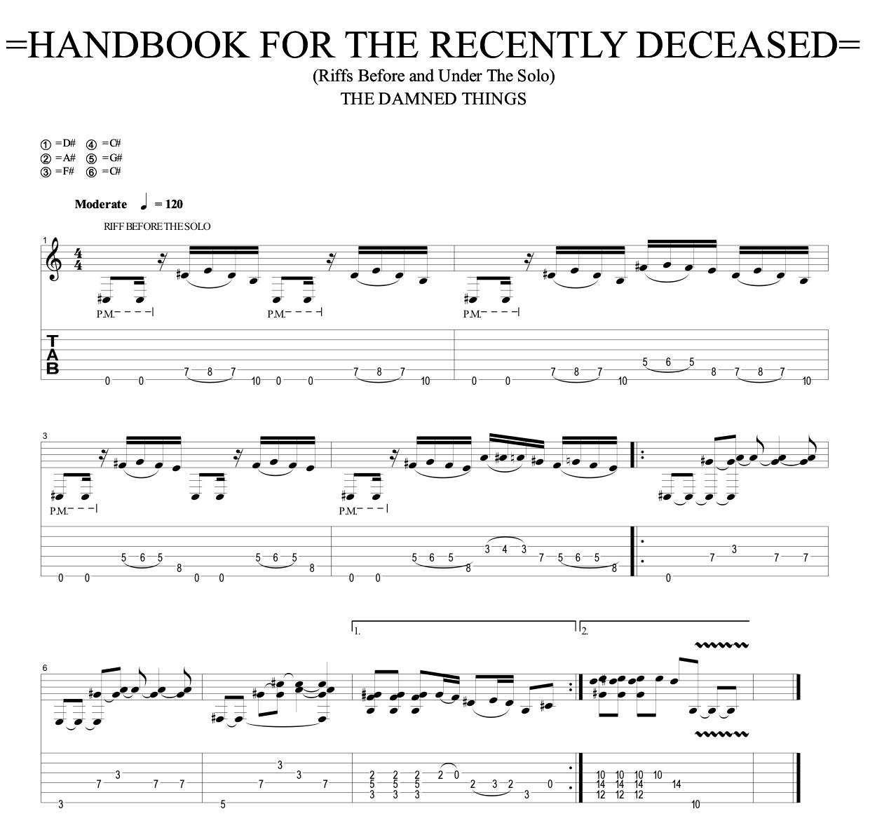 HANDBOOK FOR THE RECENTLY DECEASED Part 1 (Quicktime HD)