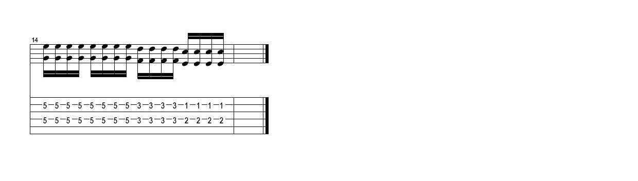 TAKE MY BONES AWAY Bridge Riff (Quicktime)