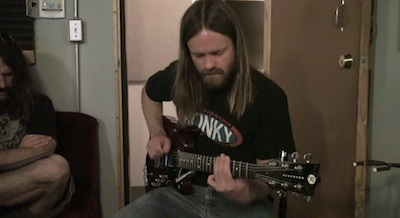 FU MANCHU: EVOLUTION MACHINE Riff Preview (Quicktime)