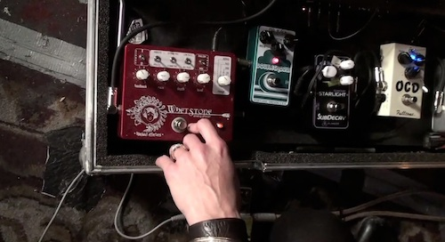 LAURA PLEASANTS' PEDAL BOARDS (Quicktime)