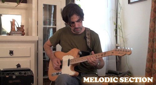 GREENSKY GREENLAKE Melodic Section (Quicktime)