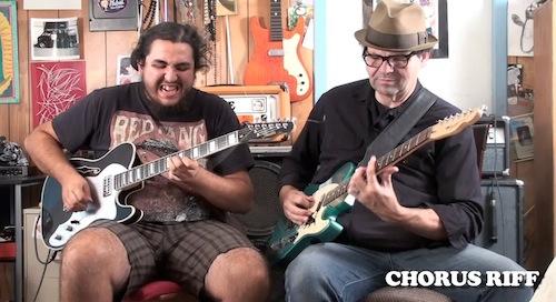 IRON CHEF (Dino's Chorus Parts)