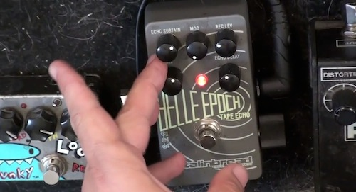 JASON SIMON'S DEALY AND LOOPER PEDALS (Part 3)